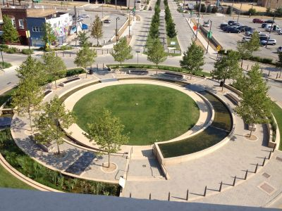 Commercial Landscaping in Bloomington IL