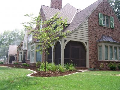 Garden Landscaping in Bloomington IL