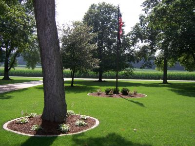 Landscape Installation in Bloomington IL