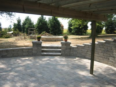Landscaping Pavers in Bloomington IL